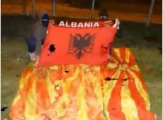 Albania's Independence Day Flares Ethnic Tensions in
