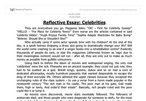 Reflective Paper  Stlfamilylife Sample Reflective Essays Reflective Essay Tips Apa Reflective Essay Apa  Reflective Essay Yellow Wallpaper Analysis Essay also Good Thesis Statements For Essays  Writers Websites