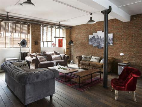 deco chambre loft la deco loft yorkais en 65 images archzine fr