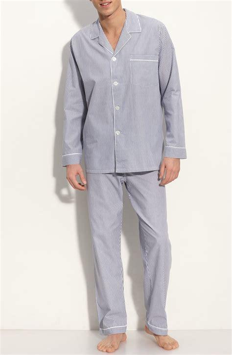 P114 Stripe Pajamas Set 9 best mens pajamas 2019 top lounge pajama sets