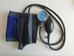 Manual Blood Pressure Measurement