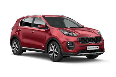 kia sportage leasing kia sportage lease deals car leasing offers uk carline