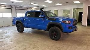 2019 Toyota Tacoma Trd Pro Double Cab 5 Bed V6 Mt 4x4