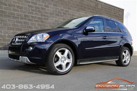 2013 mercedes ml550 4matic review. 2010 Mercedes-Benz ML550 4Matic AMG Pkg | Envision Auto - Calgary Highline Luxury Sports Cars ...