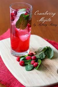 cranberry mojito boozy days of nutmeg nanny