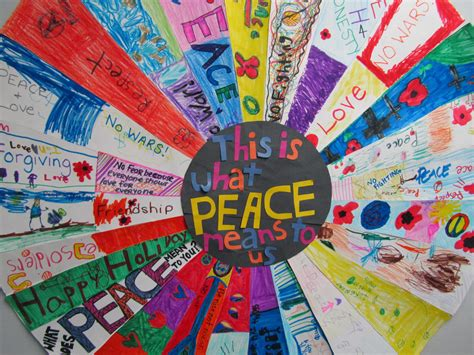 Ymca Peace Week Activities