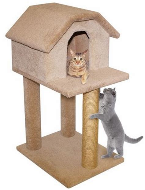 Fantasy Manufacturing Cat House Walmartca