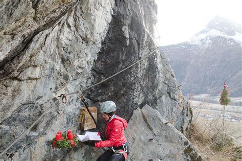18 Dezember 2016  Ötztaler Klettersteige