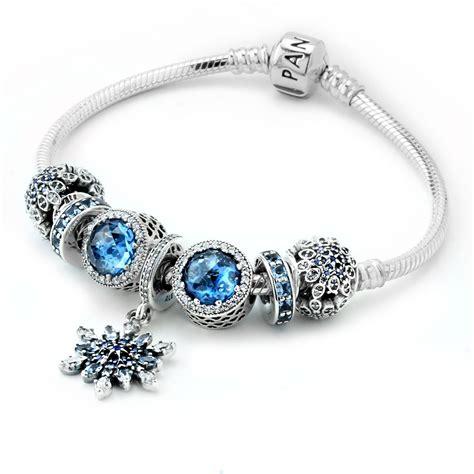 Pandora Bracelet Complete With Charms Pandora Location