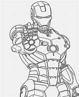 Iron Coloring Pages Billionaire Template Printable Sketch Templates sketch template