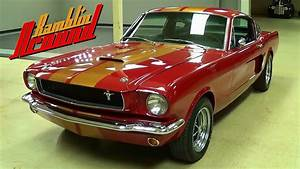 1965 Shelby GT350H Hertz Tribute HiPo 289 V8 Four-Speed Fastback Mustang - YouTube