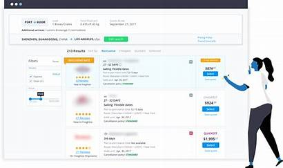 Freight Quotes Marketplace Freightos Manage Track