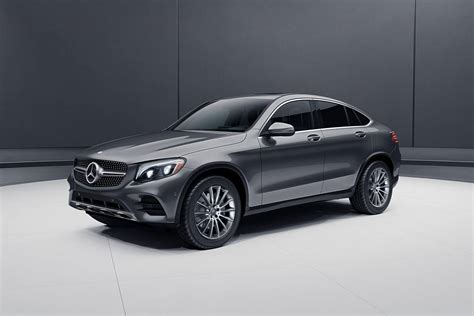 And the most beautiful views. 2018 Mercedes-Benz GLC-Class Coupe SUV Pricing - For Sale | Edmunds