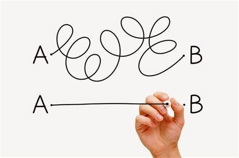 事情難,是因為你想太多!腦內「斷、捨、離」,你該學簡化的功夫 經理人
