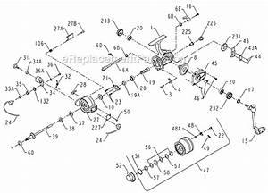 Penn 550ss Parts List And Diagram   Ereplacementparts Com