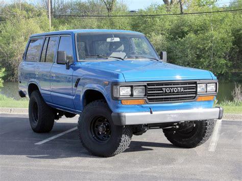 1984 Toyota Land Cruiser by No Reserve 1984 Toyota Land Cruiser Fj60 For Sale On Bat