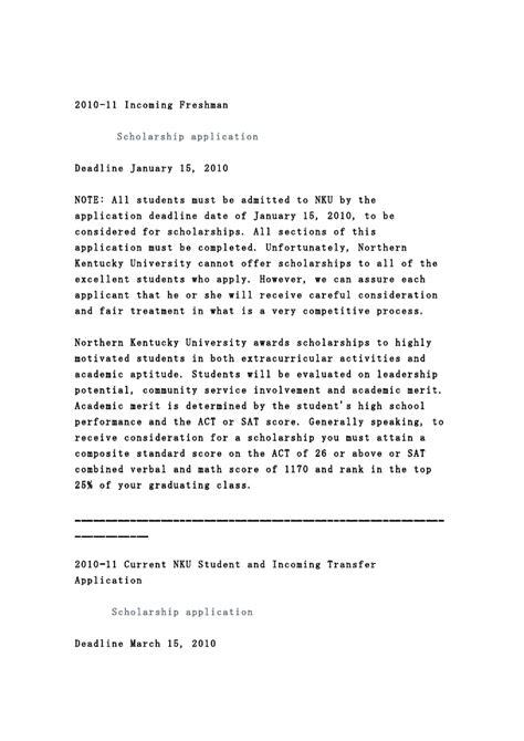 11430 exles of resumes scholarship application essays