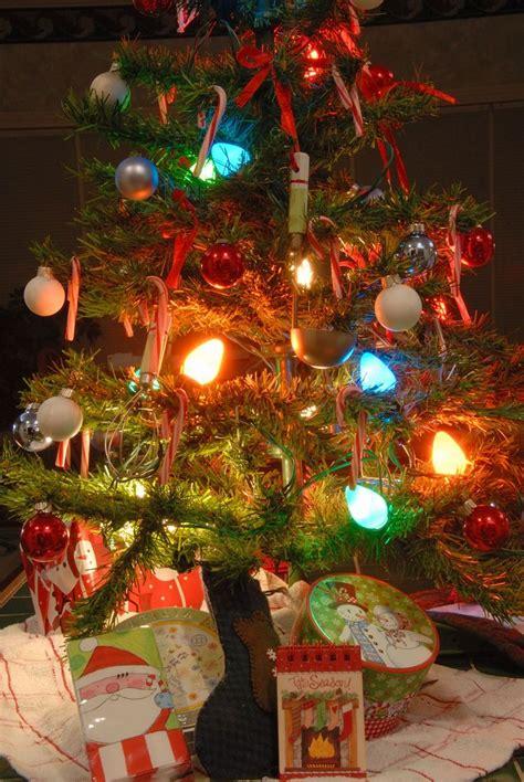 big lights classic tree
