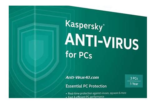 software kaspersky antivirus free download