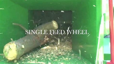 drum woodchipper   tree industry youtube