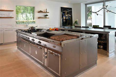stainless kitchen island islands u carts ikea inside kitchen stainless steel