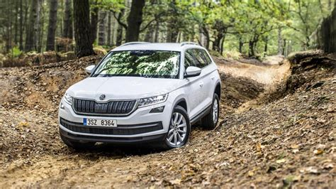 skoda kodiaq review top gear