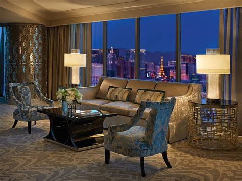 expensive suites  vegass top hotels conde
