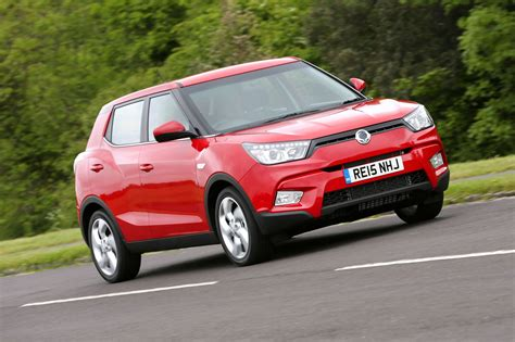 Car Images by Ssangyong Tivoli 2015 Review Car Magazine