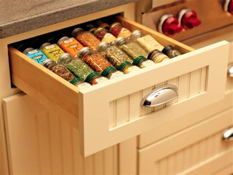 Spice Racks For Cabinets Pictures, Ideas & Tips From Hgtv