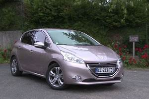 Rappel Constructeur Peugeot 208 : essai peugeot 208 allure 1 6 vti 120 5 portes essai auto peugeot 208 allure ~ Maxctalentgroup.com Avis de Voitures