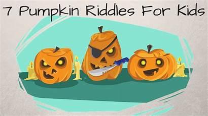 Riddles Pumpkin