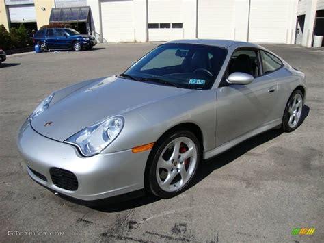silver porsche carrera 2003 arctic silver metallic porsche 911 carrera 4s coupe