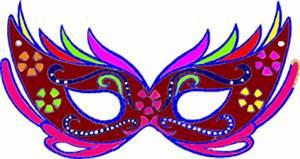 Purple Masquerade Mask - Fnc Clip Art at Clker.com ...