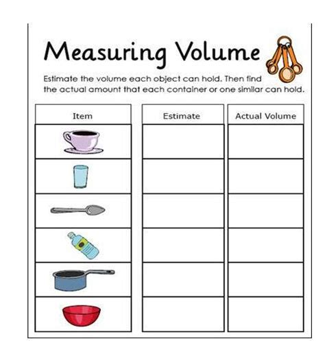 Hbmt 2103 Teaching Matematics In Year Two Measuring The Volume Of Liquid
