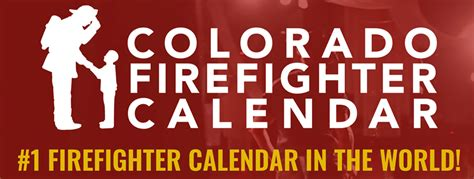 colorado firefighter calendar posts facebook
