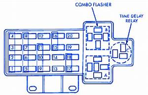 2001 Dodge Neon Fuse Box Diagram