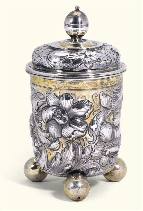 besten silberbecher silver beaker antik antique ca