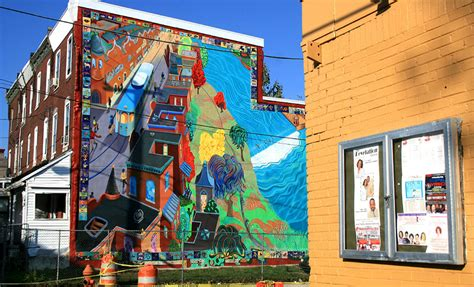 Philadelphia Mural Arts Program by Philadelphia Mural Arts Program Transforms The City S
