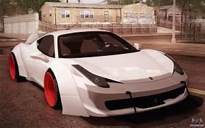 Ferrari Liberty Walk : ferrari 458 italia liberty walk lb performance for gta san andreas ~ Medecine-chirurgie-esthetiques.com Avis de Voitures