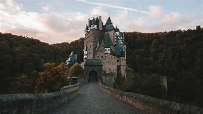 Castle Germany Eltz Wierschem 4k Wallpapers Desktop