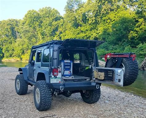 jeep jk wrangler rear bumpers expedition