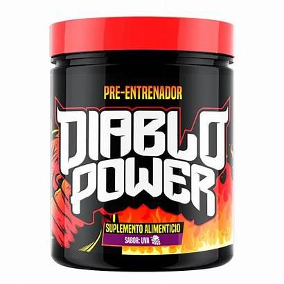 Diablo Power Pre Oxido Nitrico 240g Oxido
