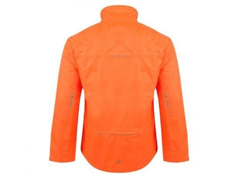 best breathable cycling jacket dare 2b mens waterproof breathable cycling jacket orange