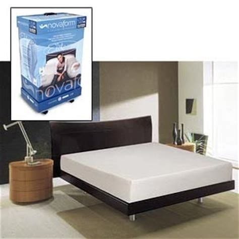 novaform mattress reviews novaform elite memory foam mattress mattress reviews