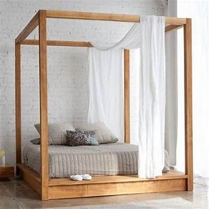 Canopy Bed Curtains www pixshark com - Images Galleries