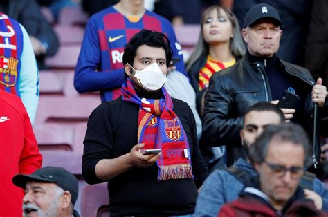 Barca tie with Juventus could see fans return, says ...