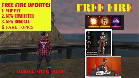 Free Fire New Update    Free Fire News    Free Fire Fake ...