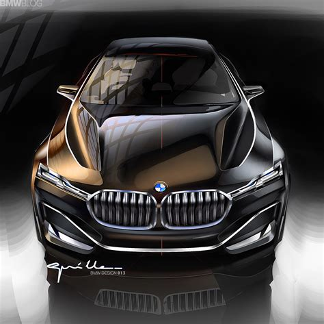 Bmw Rumored To Greenlight The 9 Series Coupe, Positioned