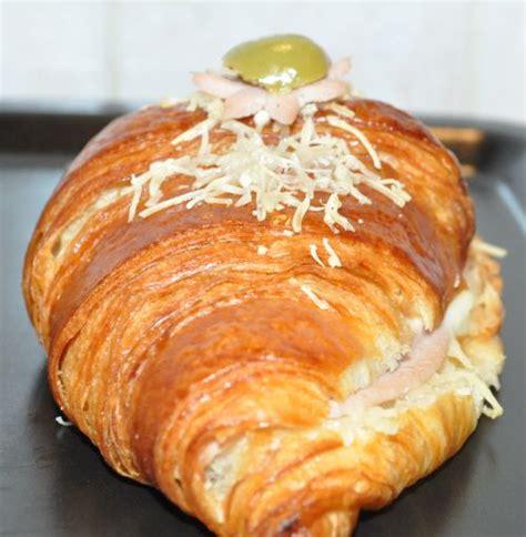 les recettes de la cuisine de asmaa croissants jambon fromage les recettes de la cuisine de
