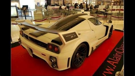 It was originally a ferrari enzo but was then given to gemballa for tuning. Gemballa MIG-U1 Based Ferrari Enzo For Sale   car News @ Top Speed